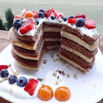 Marmor Pancakes